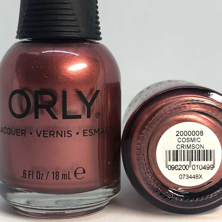 Orly Nail Polish – 2000008 – Cosmic Crimson