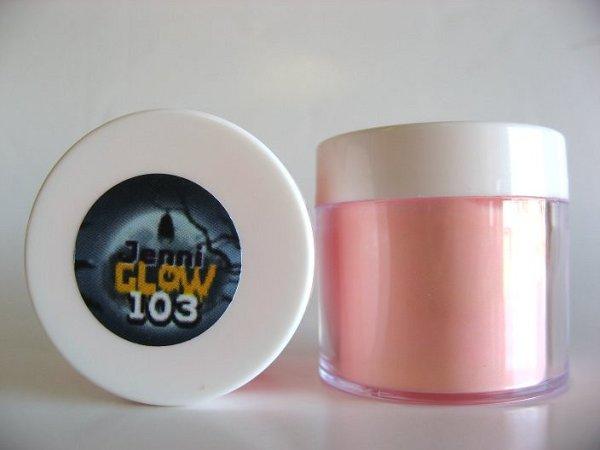 Glow in the dark acrylic powder - 103