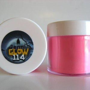 Glow in the dark acrylic powder - 114