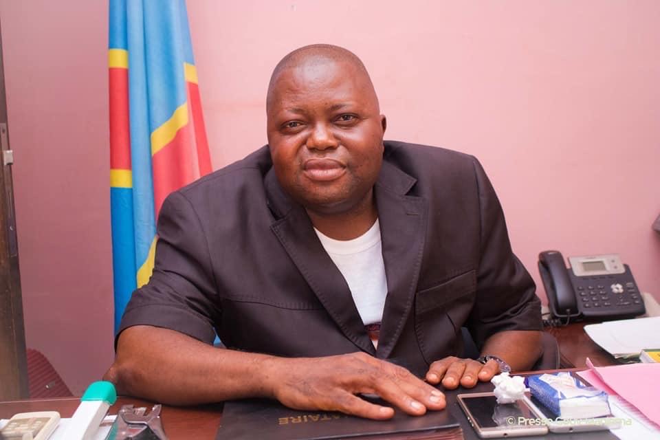 Son Excellence Edouard Musafiri Ngumiyabo