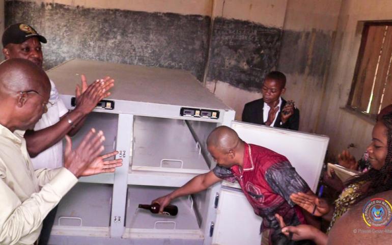Maniema : Kibombo doté d'une morgue alimentée par une centrale thermique