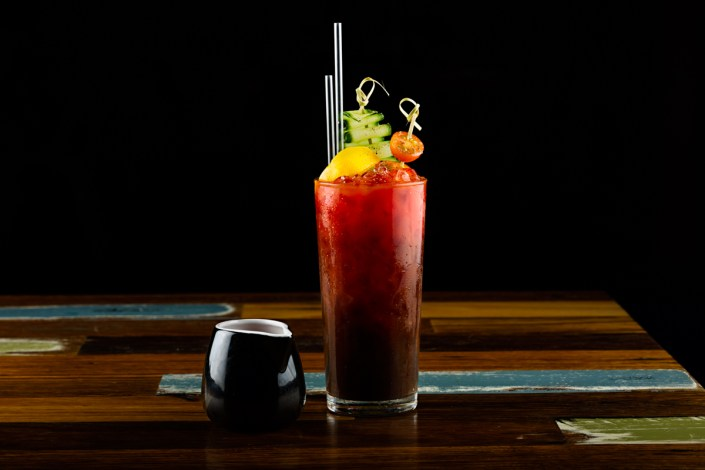 Pablo's Bloody Mary