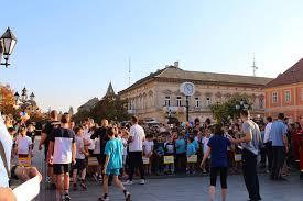 Ulična trka grada Sombora 1