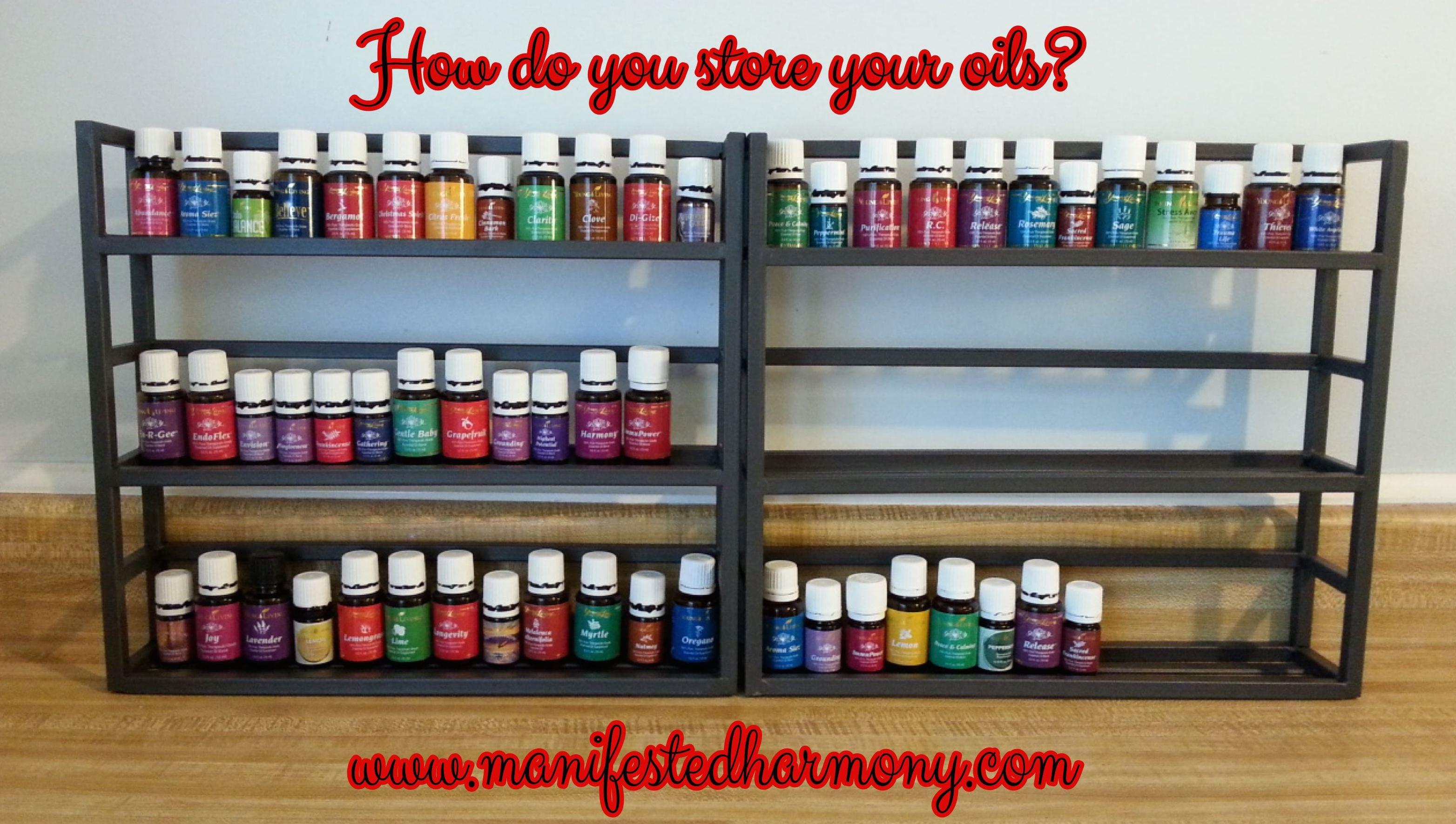 The Joy of Essential Oils  Manifested Harmony
