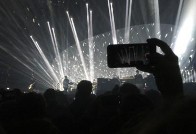 Radiohead Seattle 2017