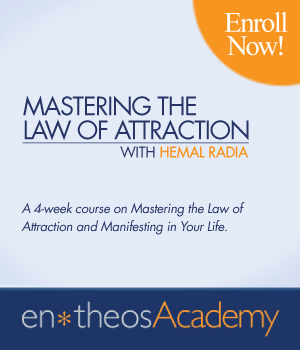 Mastering the Law of Attraction upright
