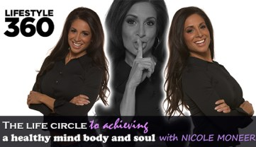 Hemal Radia on Nicole Moneer's Lifestyle360 show