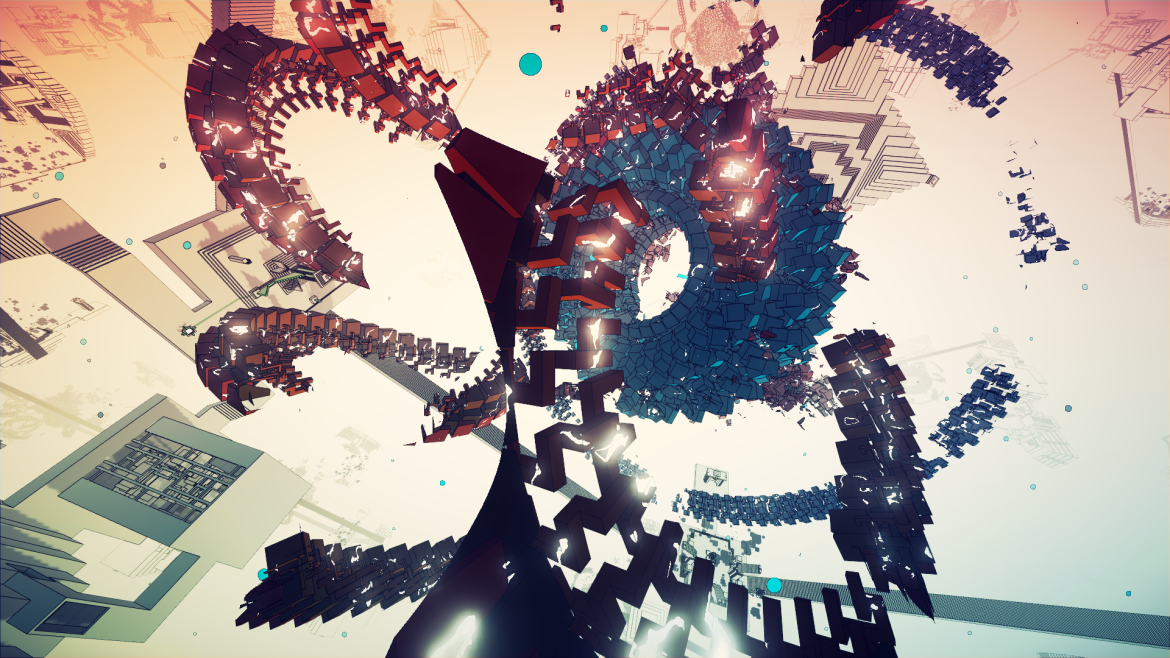 MANIFOLD GARDEN | Reimagine physics. Explore the Infinite.