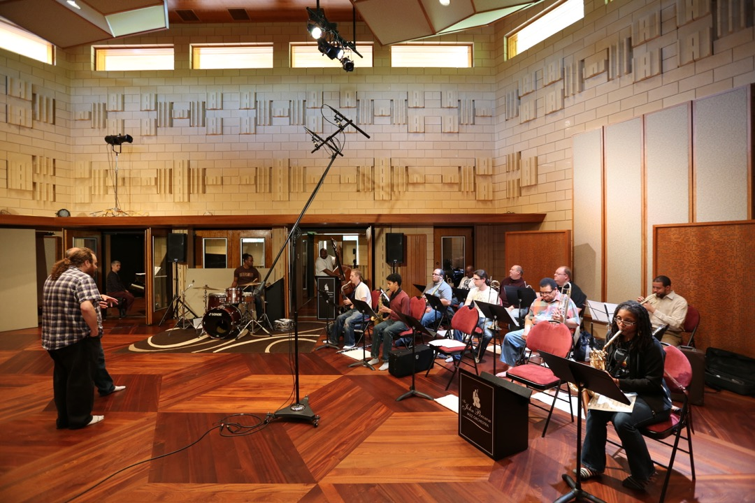 The Tracking Rooms  Manifold Recording