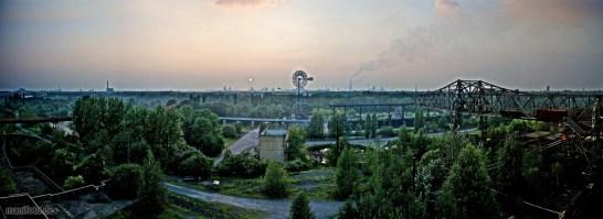 Landschaftspark Nord/Duisburg .:. 25.8.2007