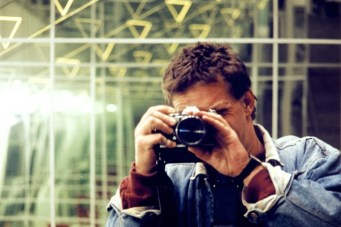 Selbstportrait .:. Bonn-Beuel .:. in den 80er Jahren