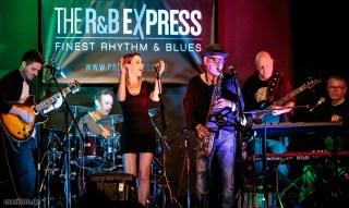 R'n'B Express in der Kulturwerkstatt Remagen .:. 16.2.2019