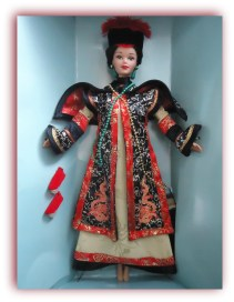 The Chinese Empress Barbie Collector Edition