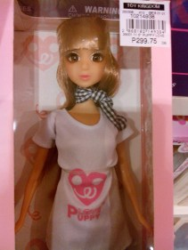 ZURI OF PUPPY LOVE DOLL COLLECTION