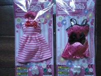 ELLY DOLL DRESS