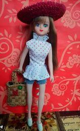 Elly in Summer Short