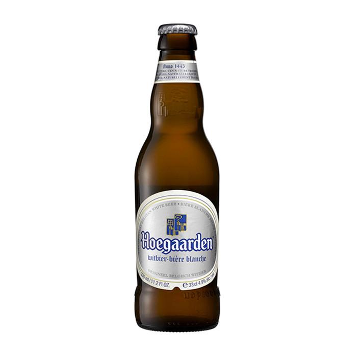 hoegaarden white beer 330ml
