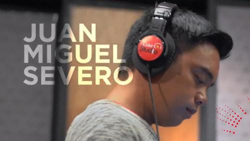 Juan Miguel Severo for Coke Studio Philippines.