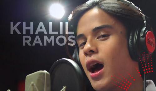 Khalil Ramos for Coke Studio Philippines.