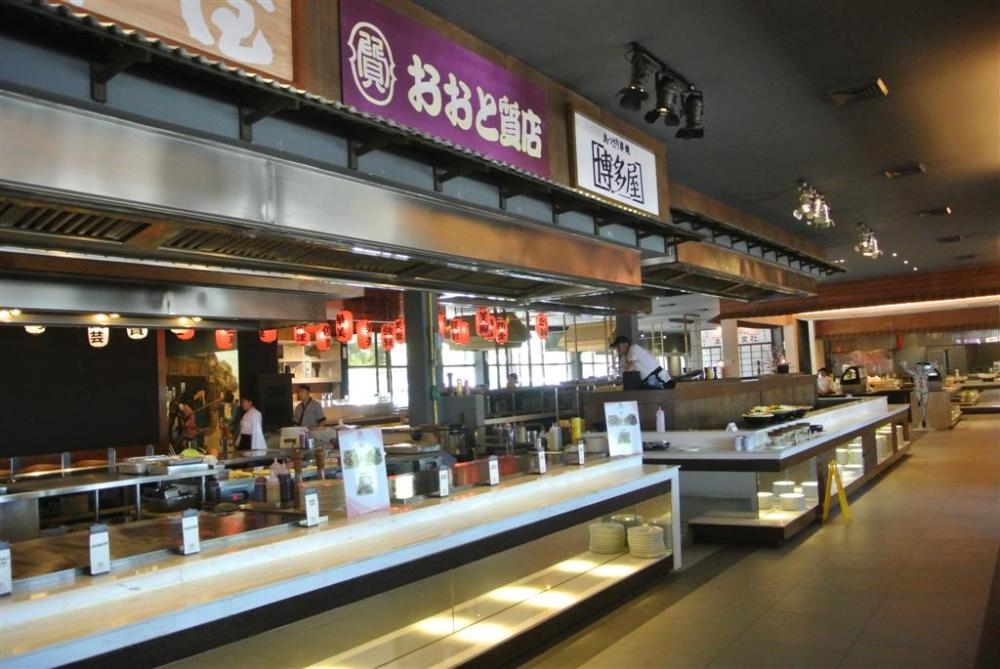 Banzai: The Great Authentic Japanese Buffet Restaurant (4/6)