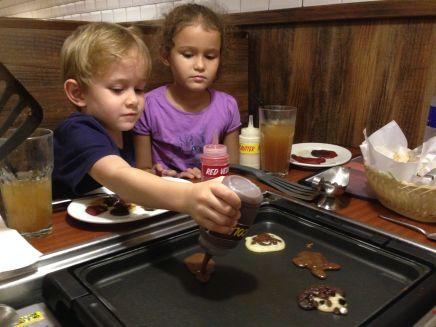 Slappy Cakes pancakes