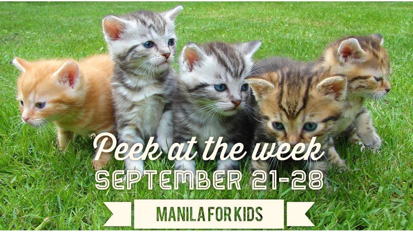 september activities Manila For Kids