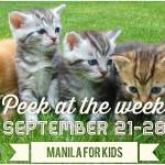 september activities Manila For Kids