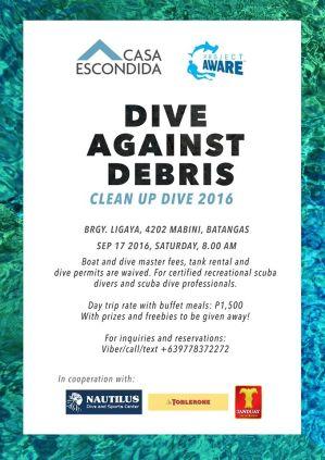 dive-against-debris