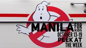 things to do in manila with kids october