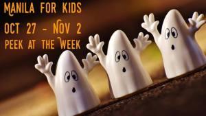 kids activities manila halloween
