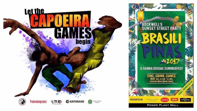 Capoeira Brasilipinas