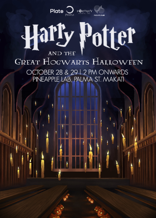 harry potter and the great hogwarts halloween - Hogwarts Halloween