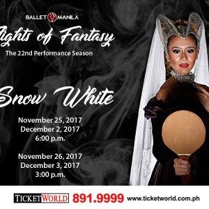 Ballet Manila's Snow White