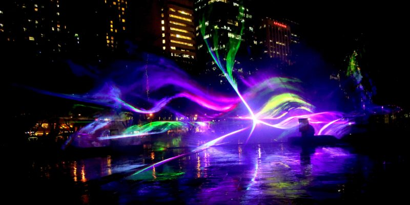 The Festival of Lights kicks off the Christmas season in Makati