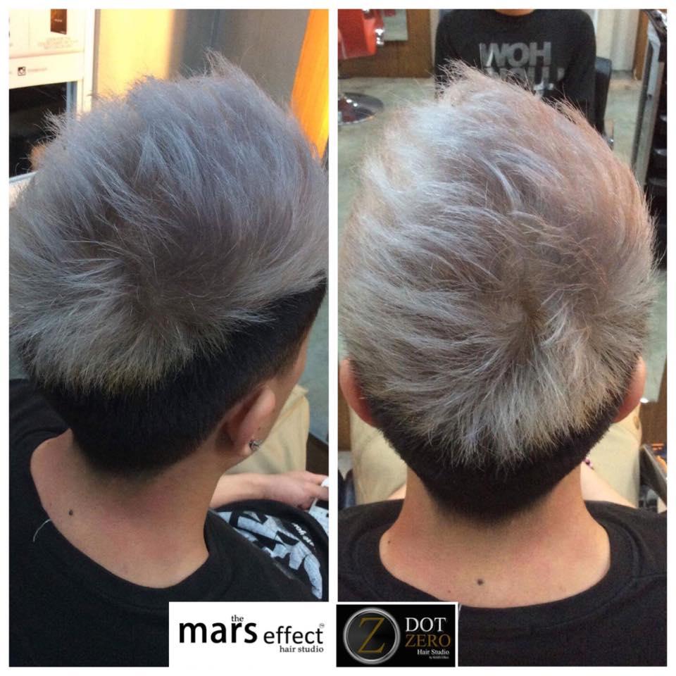 men's fashion color, men's hair cut, men's hair style