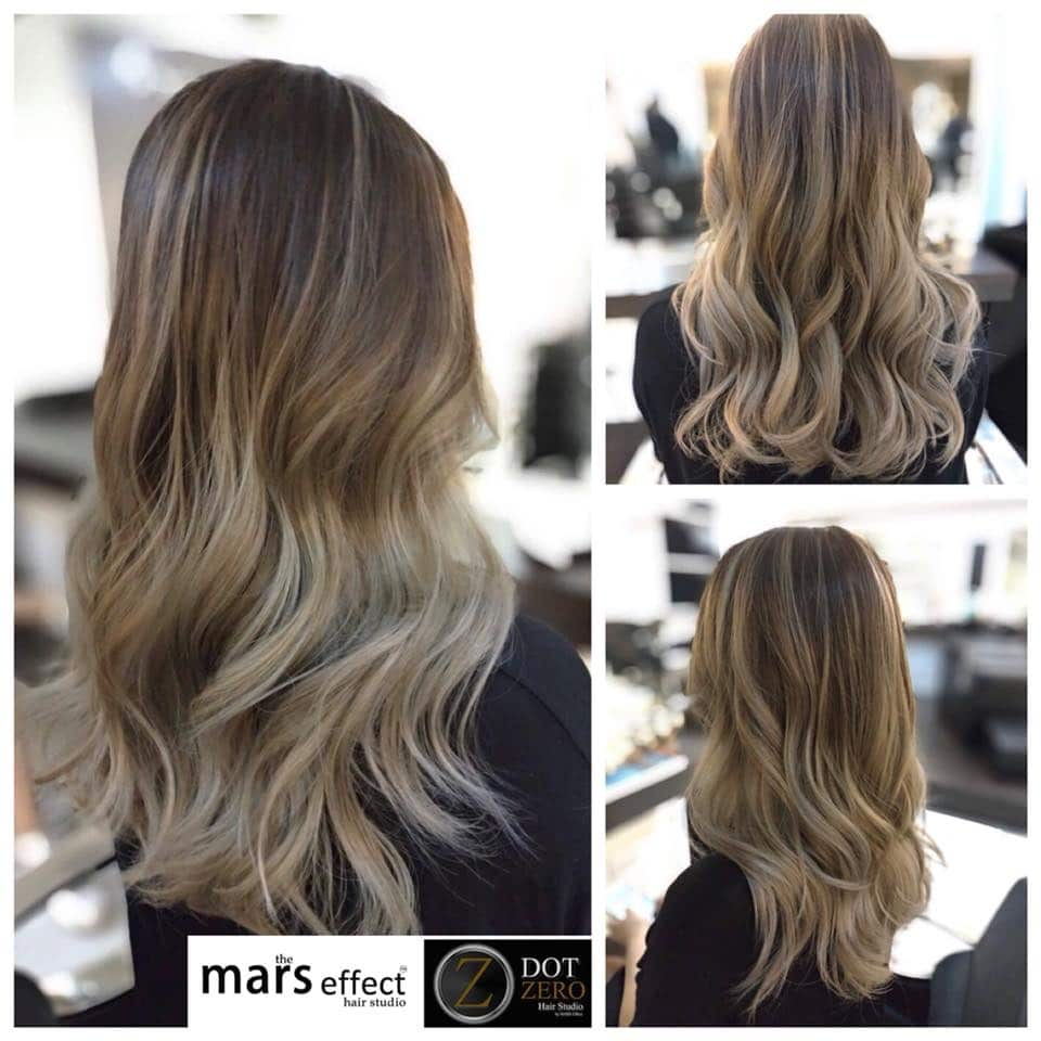 Hair Color in alabang, balayage ph