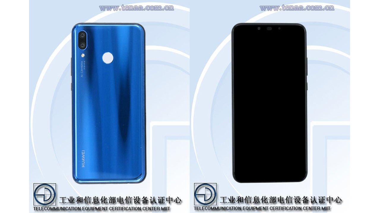 Huawei Nova 3 images spotted online. design similar to P20 Lite