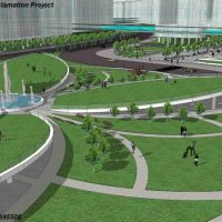 A New Manila Central Business District and Artist's Haven!