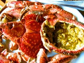 coconut crab fat