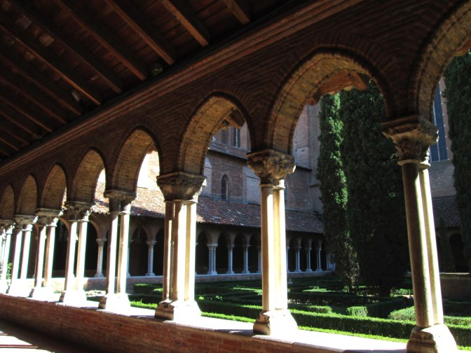 Cloister of the Jacobins (3)