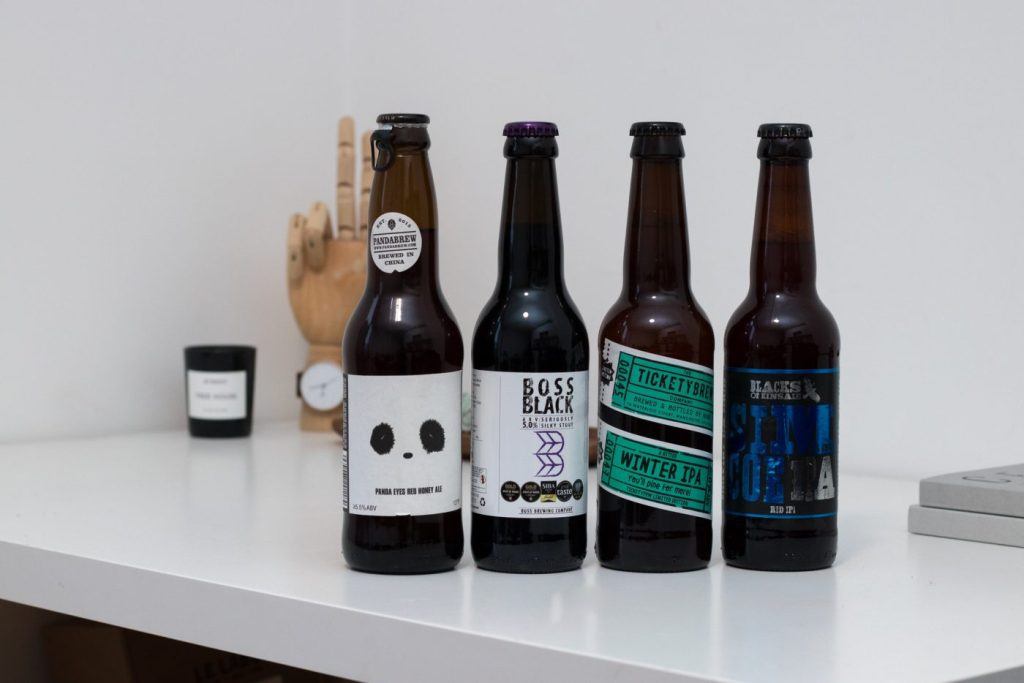 Flavourly Craft Beer | Photo Credit Shaun Donnelly @ MANimalist