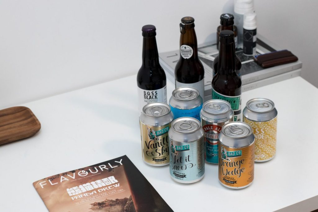 Flavourly Craft Beer Discovery Club | Photo Credit Shaun Donnelly @ MANimalist