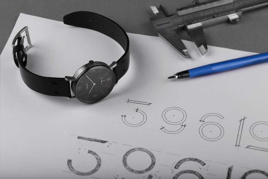 Paulin Commuter Numerical Watch - In Production