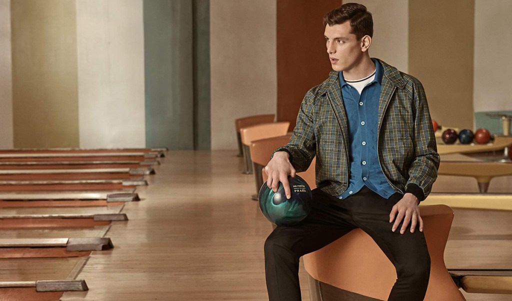 MR PORTER X Prada | Photography by Christopher Ferguson Styling by Eilidh Greig