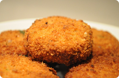 Sri Lankan Fish Cutlets (the recipe)