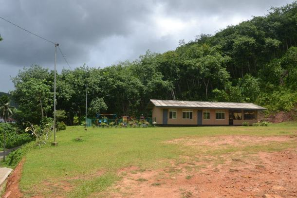 School building in Plantation Villa Resort in Kalutara-Sri Lanka. maninio.com #resortsrilanka #villaresort