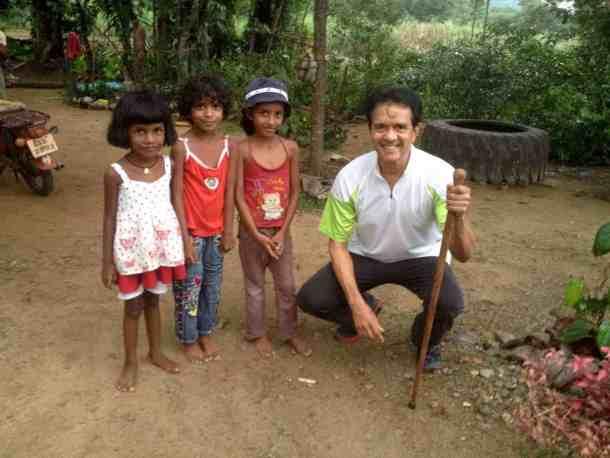 Yoga meditation teacher in Sri Lanka. maninio.com #resortsrilanka #villaresort