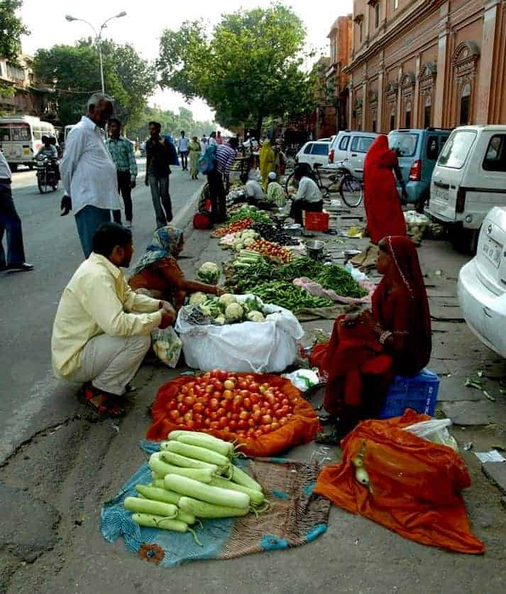 Rajasthan (Jaipur), Markets in India.. maninio.com #indianmarkets #Agradelhi