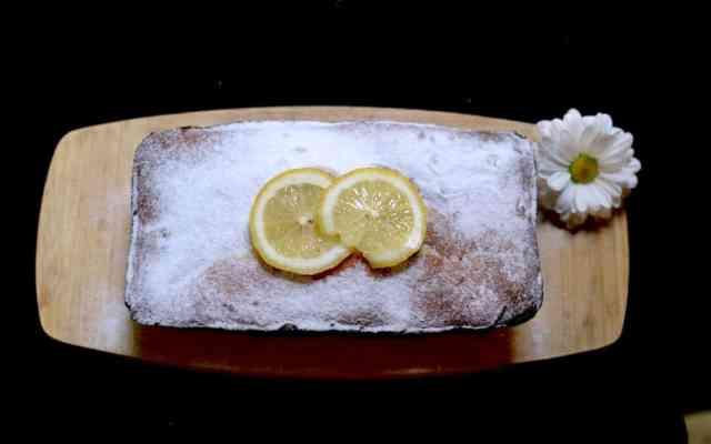 Lemon cake with Greek yogurt – Vegetarian
