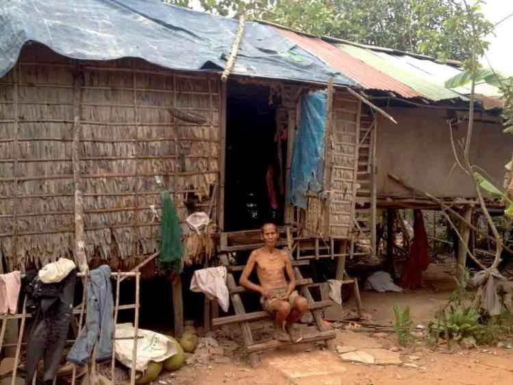 Siem reap villages poor people- #volunteersiemreap #volunteerincambodia maninio.com